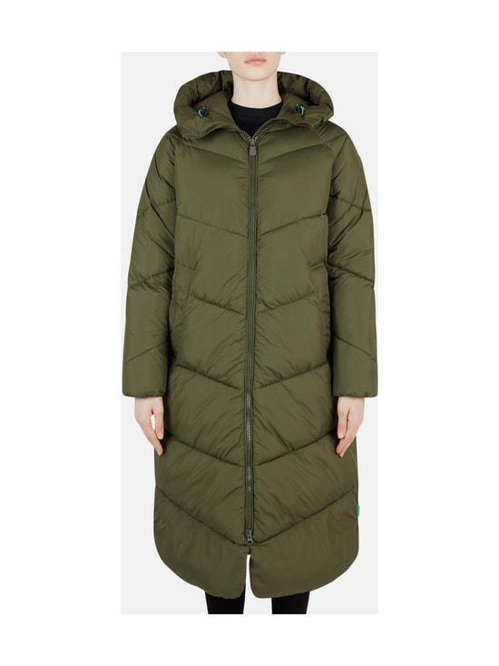 Save The Duck - Recycled Puffer Coat -toppatakki - 841 OLIVE | Stockmann - photo 3