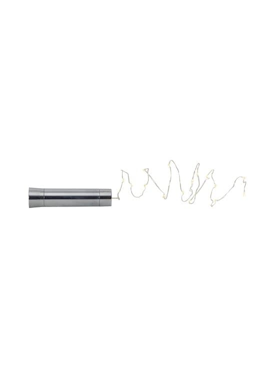 Noortrade - Light Chain Dew Drop -valosarja 75 cm - SILVER | Stockmann - photo 1