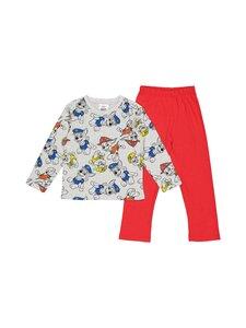 Paw Patrol - Paw Patrol -pyjama - LIGHT GREY MELANGE/LOLLIPOP | Stockmann