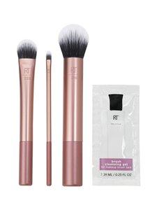 Real Techniques - Love IRL Brush Kit -meikkisivellinsetti | Stockmann