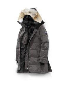 Canada Goose Black label - Shelburne-untuvaparka - 811 COASTAL GREY | Stockmann