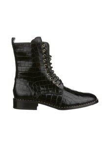 högl - Nahkanilkkurit - 0100 BLACK | Stockmann
