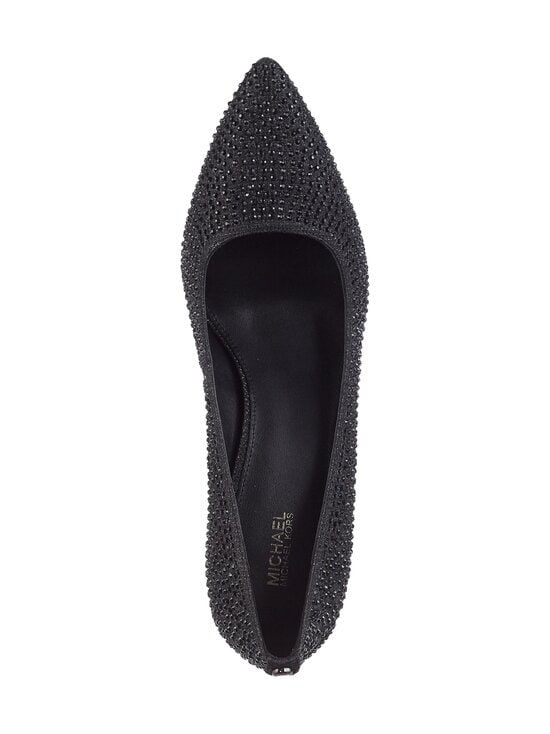 Michael Michael Kors - Dorothy Embellished Chain-Mesh Pump -avokkaat - 001 BLACK | Stockmann - photo 2