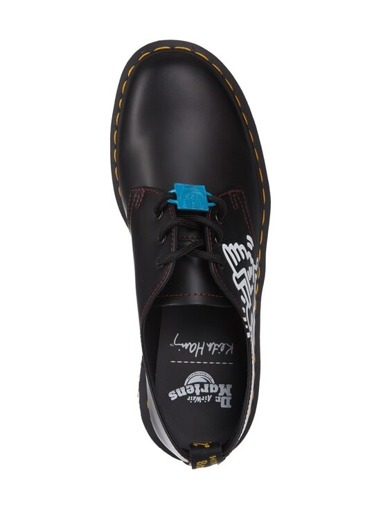 Dr. Martens - 1461 Keith Haring -nahkakengät - BLACK   Stockmann - photo 2