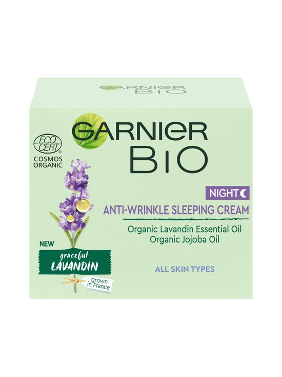 Bio Night Cream -yövoide 50 ml