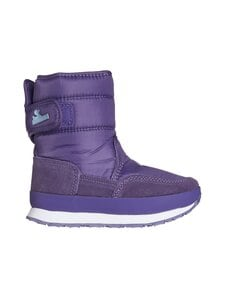 RUBBER DUCK - Classic Snow Jogger Solid -talvisaappaat - PURPLE | Stockmann