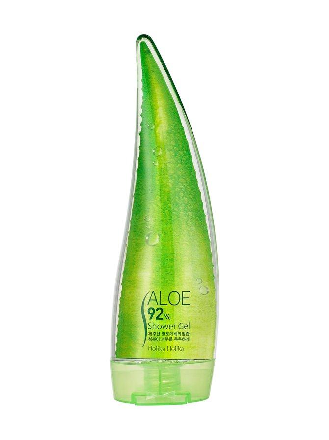 Aloe 92 % Shower Gel -suihkugeeli 250 ml