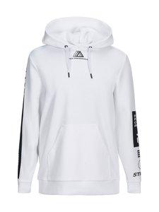 Peak Performance M Tech Cotton Blend Zip-Up Hoodie -huppari 119 776c276386