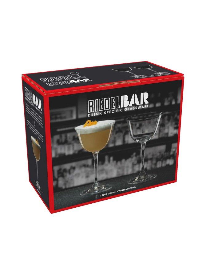 Riedel Bar Sour -lasi 2 kpl