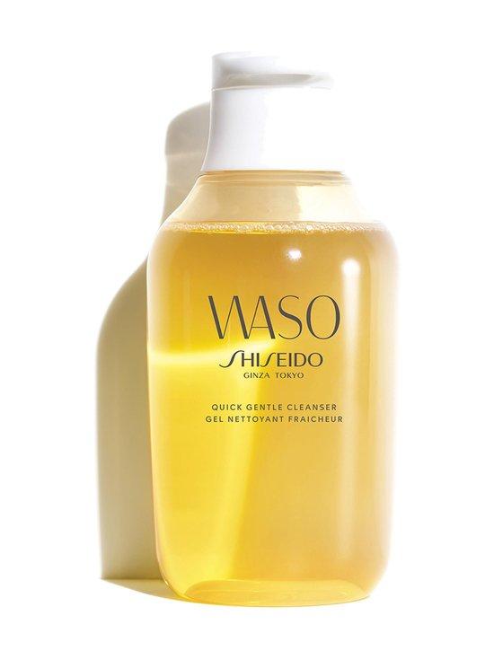 Shiseido - Waso Quick Gentle Cleanser -puhdistusgeeli 150 ml | Stockmann - photo 1