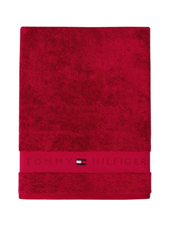 Tommy Hilfiger - Legend-pyyhe - RED | Stockmann - photo 1