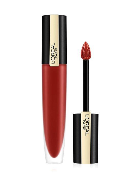 L'Oréal Paris - Paris Rouge Signature -huulipuna - 115 I AM WORTH IT | Stockmann - photo 1