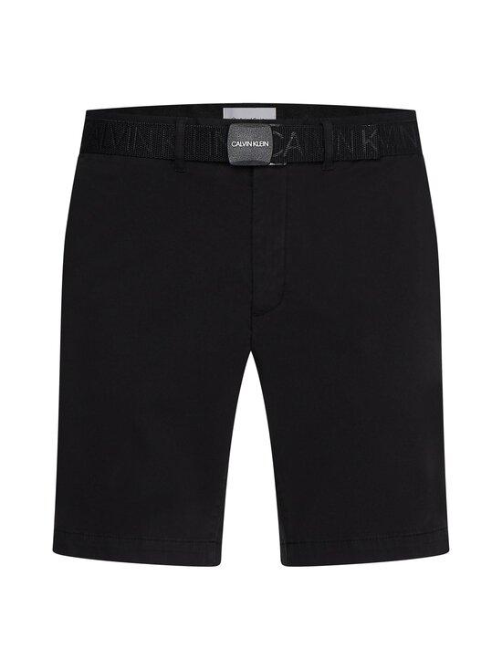Calvin Klein Menswear - GARMENT DYE BELTED -shortsit - BEH CK BLACK | Stockmann - photo 1
