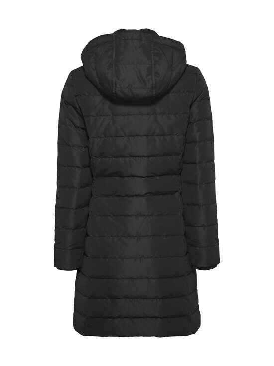 Tommy Jeans - TJW Quilted Down Coat -untuvatakki - BDS BLACK | Stockmann - photo 2