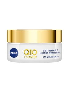 NIVEA - Q10 POWER Anti-Wrinkle + Extra Nourishing Day Cream -päivävoide 50 ml | Stockmann