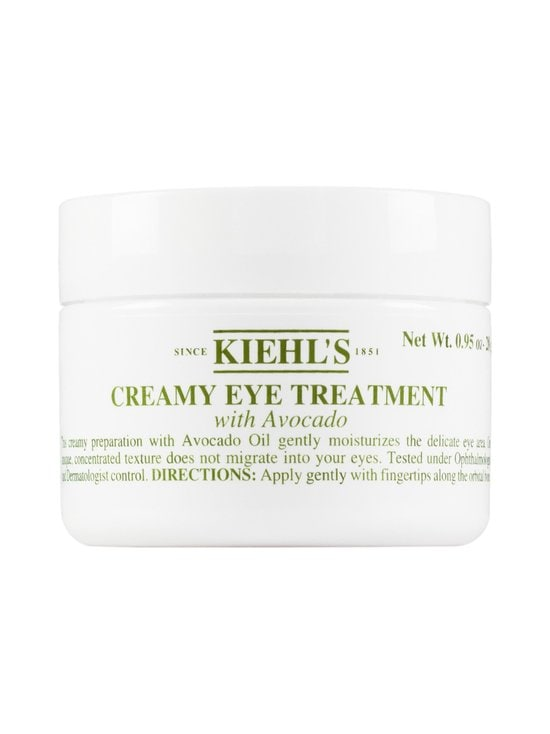 Kiehl's - Avocado Creamy Eye Treatment -silmänympärysvoide 30 ml | Stockmann - photo 1