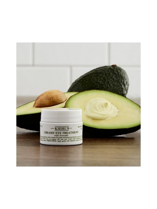 Kiehl's - Avocado Creamy Eye Treatment -silmänympärysvoide 30 ml | Stockmann - photo 3