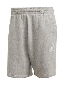 adidas Originals - Essential Short -shortsit - MEDIUM GREY HEATHER | Stockmann
