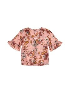 Superdry - Lace Top -paita - 5OE RUSTED FLORAL PRINT | Stockmann