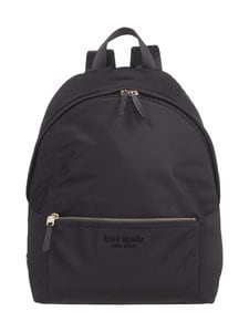 kate spade new york - The Nylon City Pack Large Backpack -reppu - 001U BLACK   Stockmann