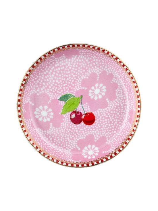 Floral-teepussinalunen 9 cm