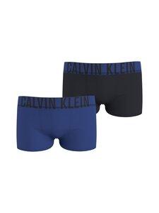 Calvin Klein Kids - Bokserit 2-pack - 0SO BRIGHTBLUE/PVHBLACK | Stockmann