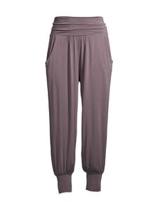 Deha - Ecowear Harem Pants -housut - 35020 PURPLE GREY | Stockmann