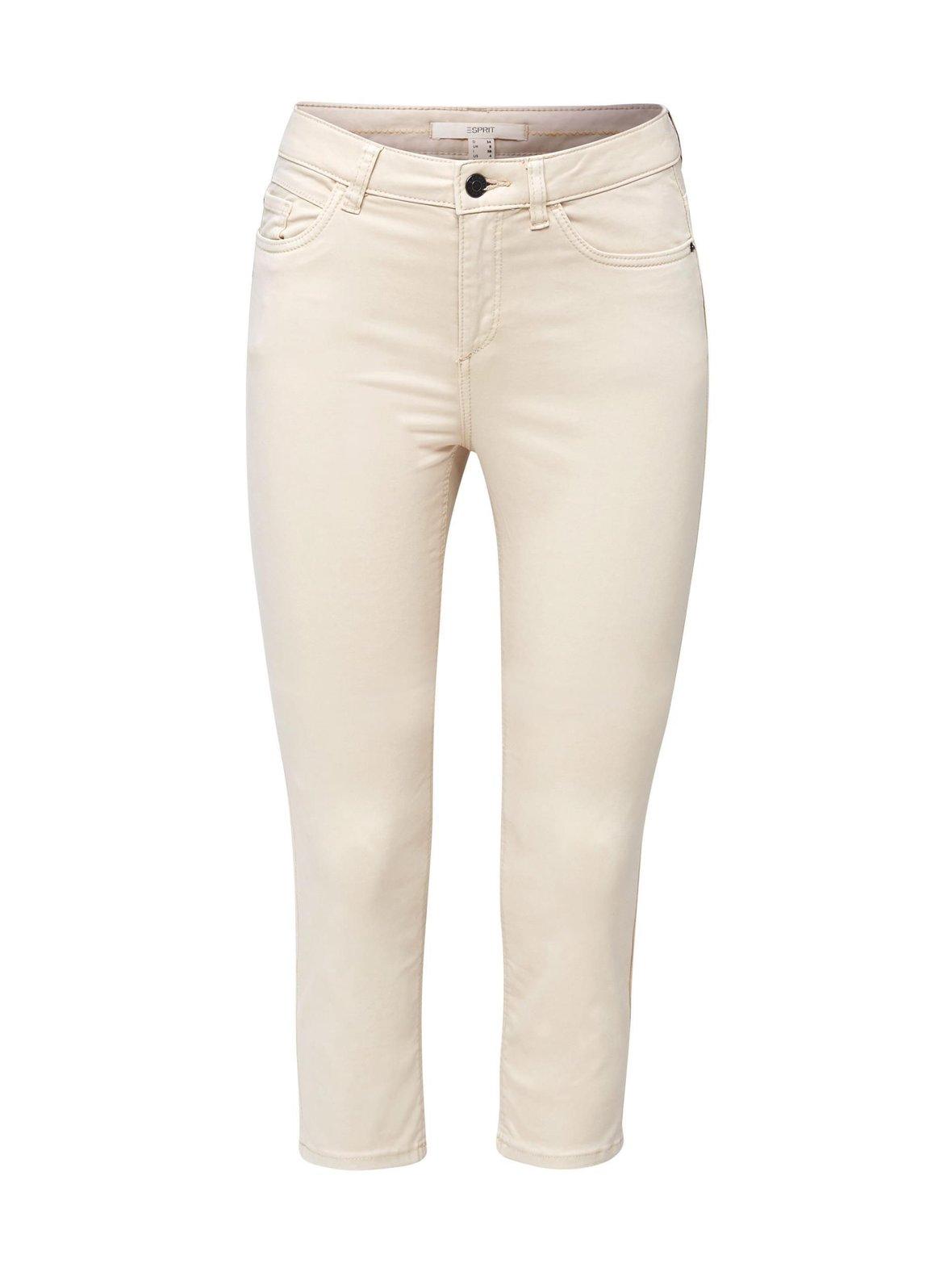100 WHITE Esprit Capri housut   3422   Naiset   Stockmann