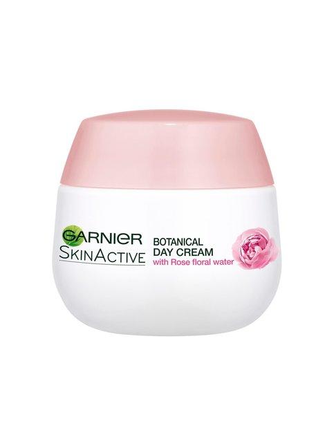 Skin Active Moisture+ Rose -rauhoittava kosteusvoide 50 ml