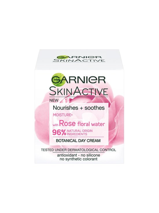 Garnier - Skin Active Moisture+ Rose -rauhoittava kosteusvoide 50 ml - null | Stockmann - photo 2