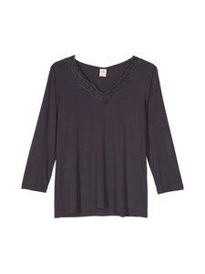 NOOM loungewear - Vendy-pyjamapaita - DK.GREY SOLID | Stockmann