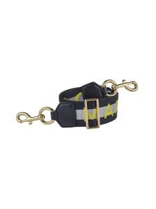 Marc Jacobs - Webbing Strap -olkahihna - SILVER MULTI   Stockmann
