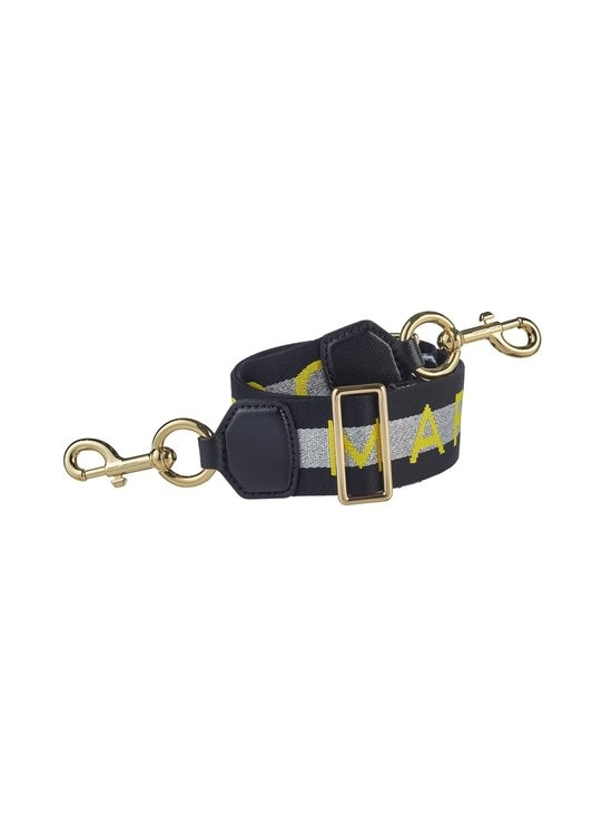 Marc Jacobs - Webbing Strap -olkahihna - SILVER MULTI | Stockmann - photo 1