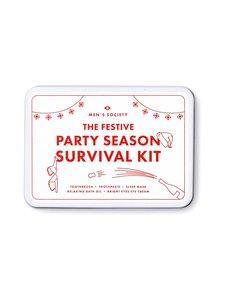 Men's Society - Party Season Survival Kit -tuotepakkaus | Stockmann