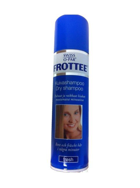 Frottee Dry Shampoo -kuivashampoo 200 ml