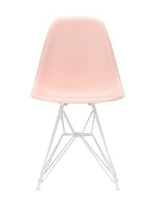 Vitra - Eames PSC DSR -tuoli - 04 COATED WHITE/PALE ROSE 41 | Stockmann