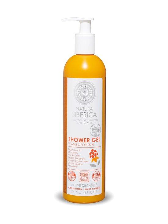 Natura Siberica - NS Shower Gel with Vitamins -suihkugeeli 400 ml - null | Stockmann - photo 1