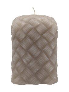 Pentik - Tuohi-kynttilä 8 x 8 x 12 cm - LIGHT BROWN | Stockmann