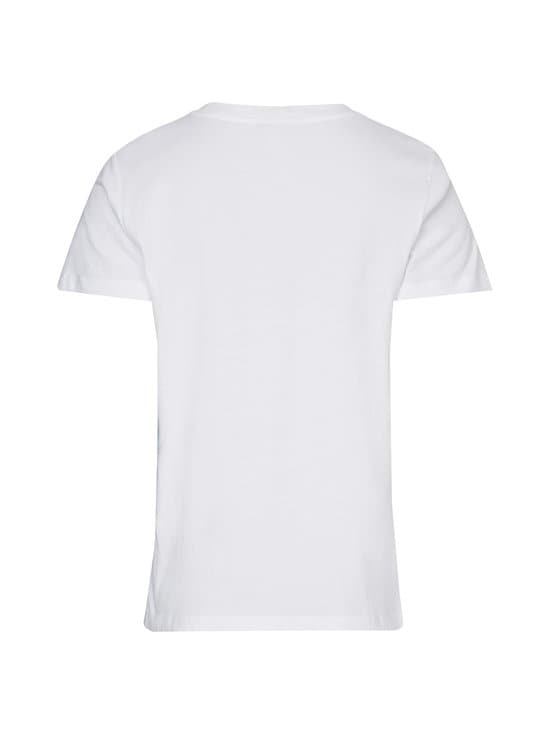 Tommy Hilfiger - TH Essentials Reg Tee -paita - YBR WHITE | Stockmann - photo 2