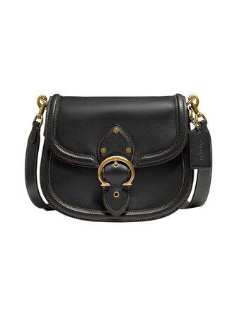 Beat Saddle leather bag - Coach