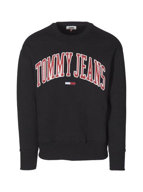 Tjm Clean Collegiate Crew Neck Sweater -collegepaita