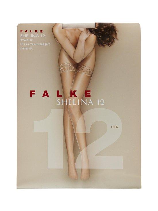 Falke - Shelina-stay-up-sukat 12 den - CHAMPAGNE (VAALEA NUDE) | Stockmann - photo 1