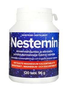 Harmonia - Nestemin-ravintolisä 120 kpl/96 g - null | Stockmann