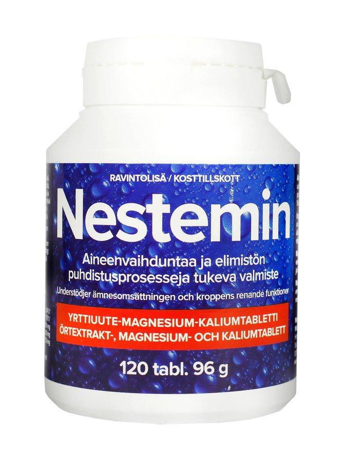 Nestemin-ravintolisä 120 kpl/96 g