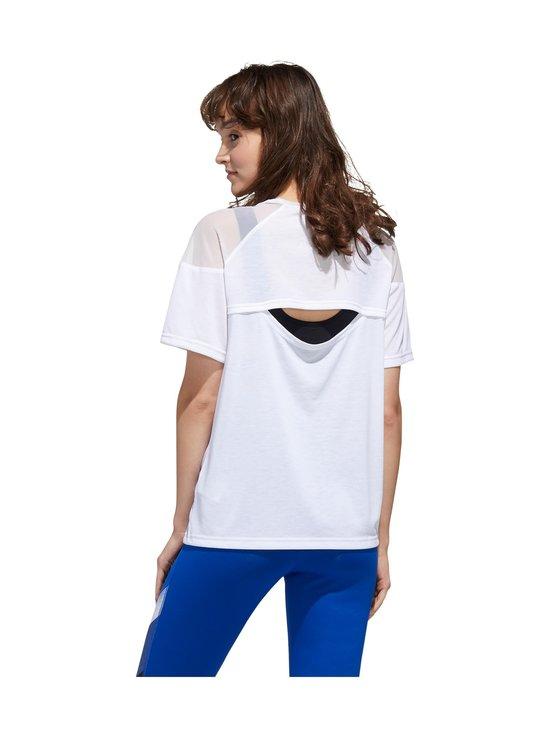 adidas Performance - Unleash Confidence Tee -paita - WHITE/BLACK | Stockmann - photo 3
