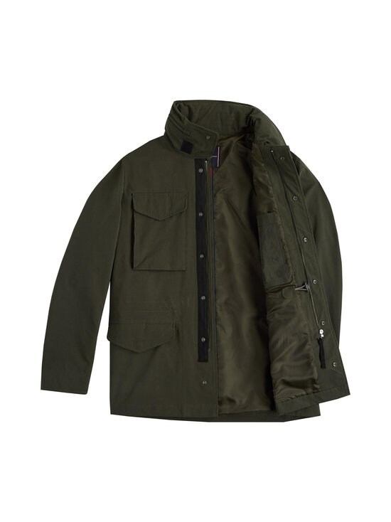 Tommy Hilfiger Tailored - Field Jacket -takki - BDH BLACKENED PINE | Stockmann - photo 3