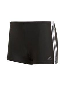 adidas Performance - Fit BX 3-Stripes -uimahousut - BLACK/WHITE | Stockmann