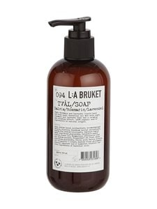 L:A Bruket - No 94 Sage/Rosemary/Lavender -nestesaippua 250 ml - null | Stockmann