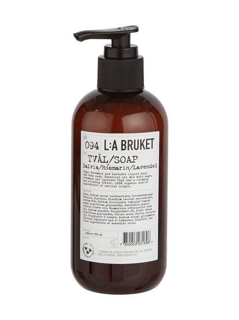 No 94 Sage/Rosemary/Lavender -nestesaippua 250 ml