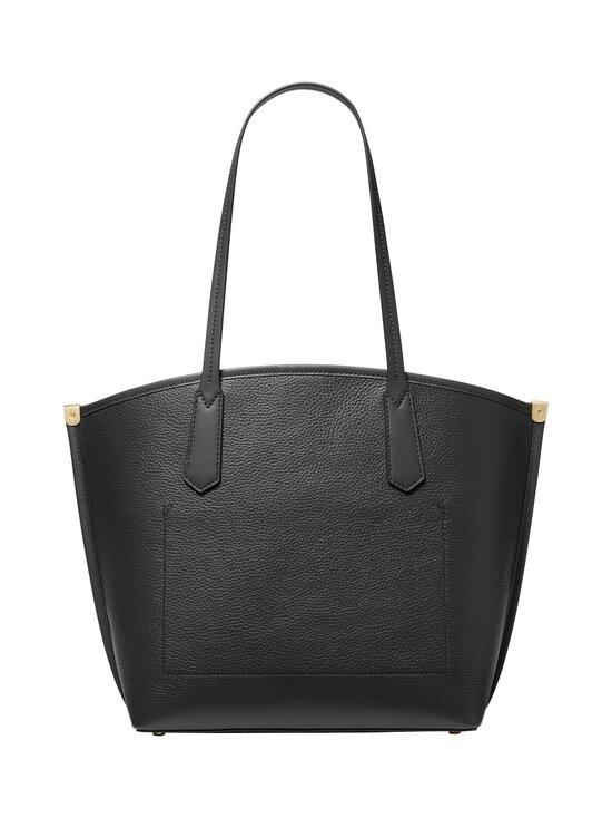Michael Michael Kors - Jane Large Pebbled Leather Tote Bag -nahkalaukku - 001 BLACK   Stockmann - photo 2